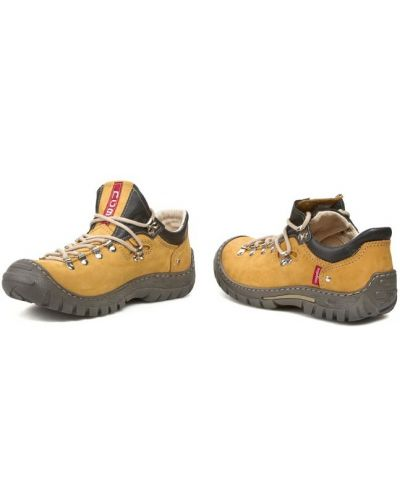 Туфли - желтые Nagaba