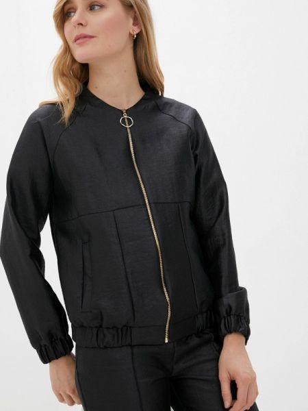 Облегченная черная куртка Perspective