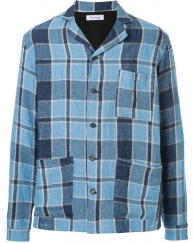 Свободная рубашка на пуговицах Bergfabel