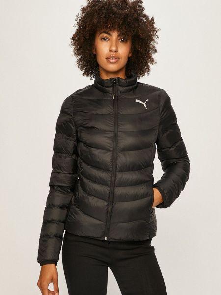 Стеганая куртка с воротником с запахом Puma