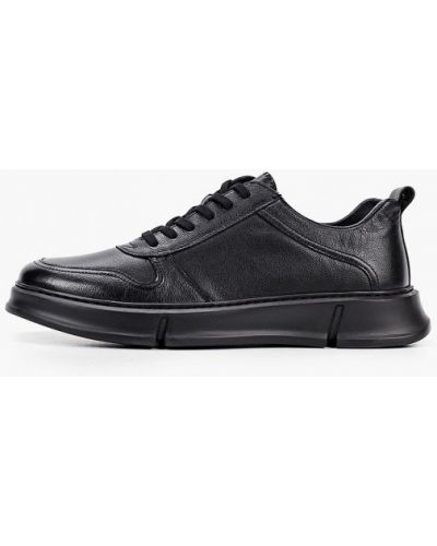Кожаные черные кроссовки Sprincway