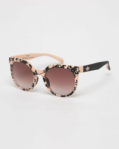 Солнцезащитные очки розовый Adidas Originals