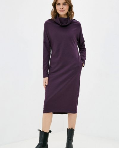 Платье - фиолетовое фэст