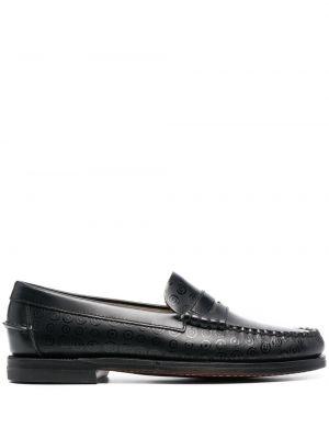 Loafers - czarne 10 Corso Como