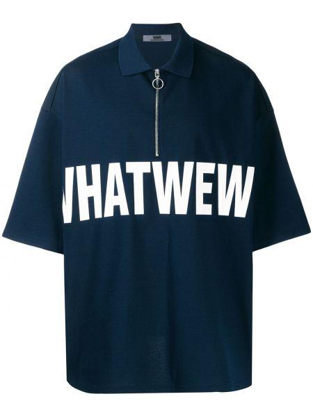 Рубашка оверсайз Wwwm