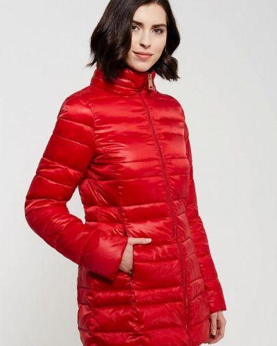 Утепленная куртка демисезонная осенняя Motivi