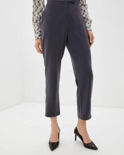 Повседневные серые брюки Dorogobogato
