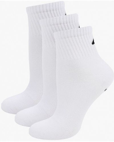 Белые колготки 4f