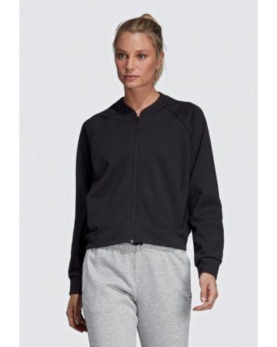 Толстовка 2019 черный Adidas