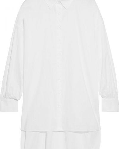 Biała koszula zapinane na guziki Walter Baker
