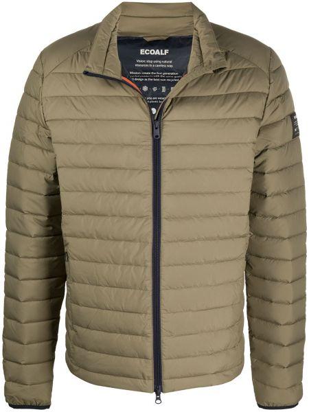 Прямая куртка на молнии с карманами с воротником Ecoalf