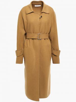 Кашемировое пальто с карманами Victoria Beckham