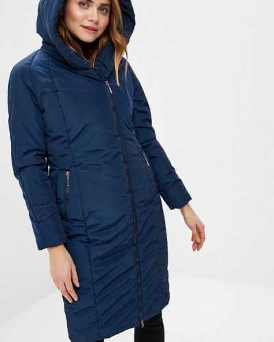Утепленная куртка - синяя Rosso-style