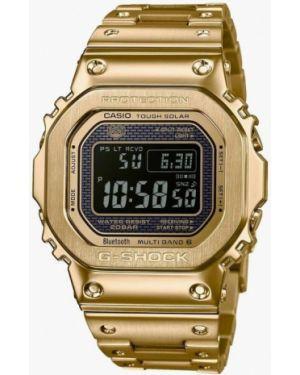 Часы золотые Casio