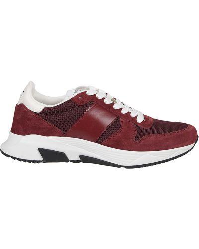 Brązowe sneakersy Tom Ford