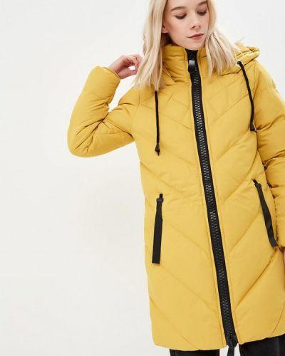 Желтая куртка Regular