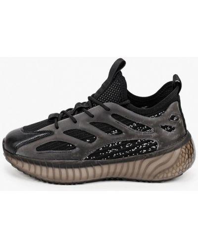 Текстильные черные кроссовки Sprincway