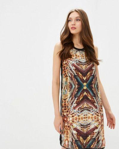 Платье прямое весеннее Custo Barcelona