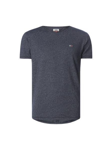 Koszula dzinsowa z logo z haftem Tommy Jeans