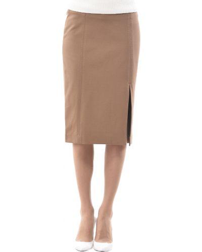 Бежевая юбка Marina Yachting