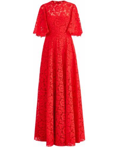 Вечернее платье в пол Valentino