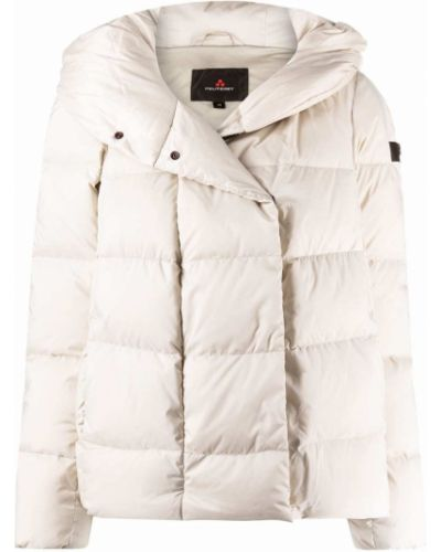 Дутая куртка - бежевая Peuterey