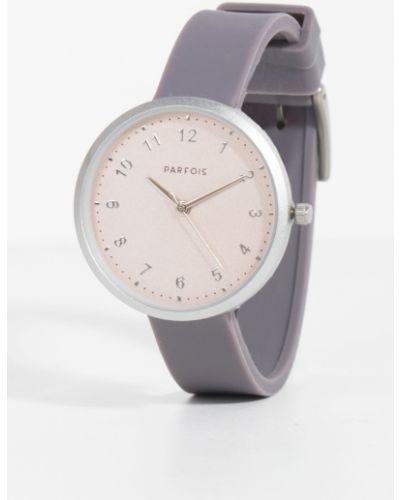 Часы с круглым циферблатом пластиковые Parfois