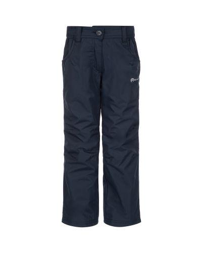 Флисовые синие утепленные брюки Outventure