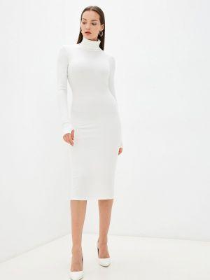 Вязаное платье - белое Trendyangel