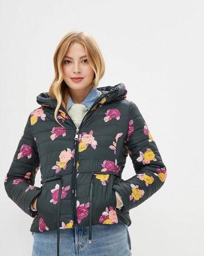 Зимняя куртка осенняя зеленая Paccio