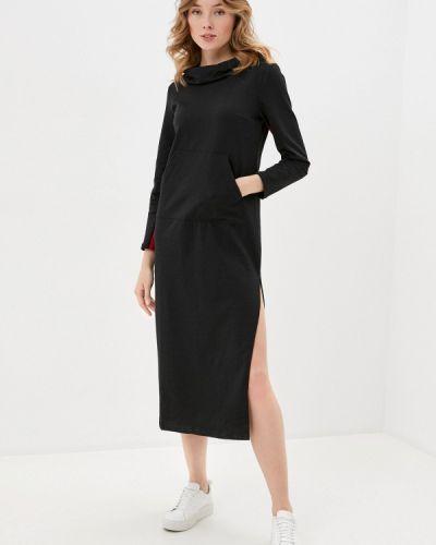 Черное платье Elardis