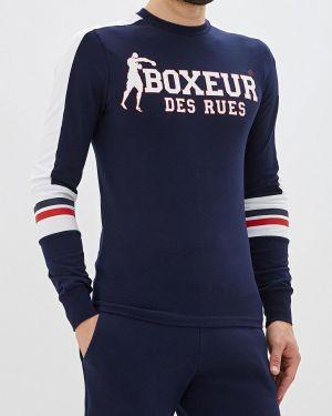 Футболка синий Boxeur Des Rues
