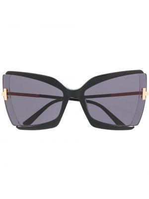Okulary przeciwsłoneczne czarny plac Tom Ford Eyewear