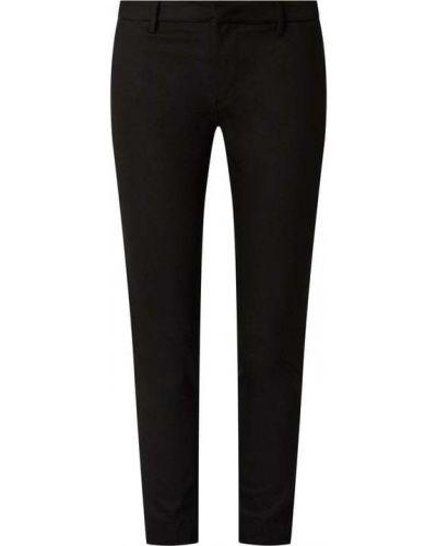 Spodnie bawełniane - czarne Mos Mosh