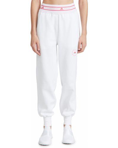 Spodnie bawełniane Adidas By Stella Mccartney