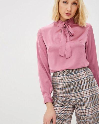 Блузка розовая с бантом Sartori Dodici