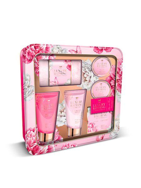 Розовый гель для душа The Luxury Bathing By Grace Cole
