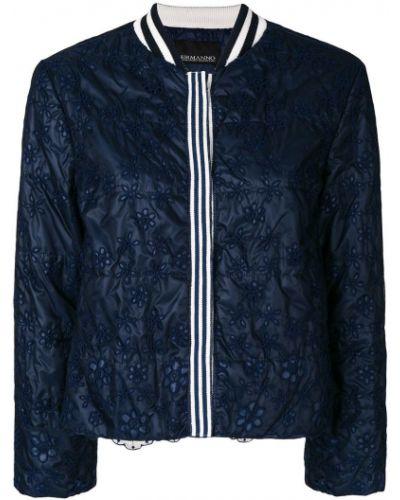 Синий пиджак Ermanno Ermanno