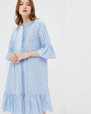 Платье прямое Baon