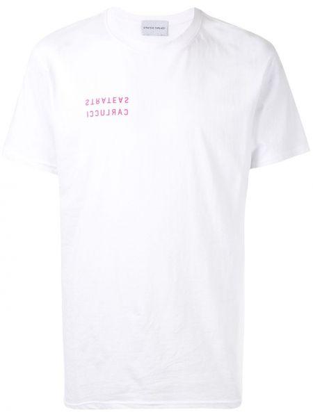 Футбольная футболка в рубчик Strateas Carlucci