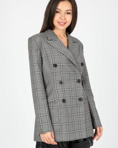 Пиджак - серый Madlen