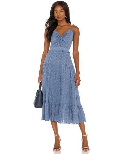 Джинсовое платье - синее Karina Grimaldi