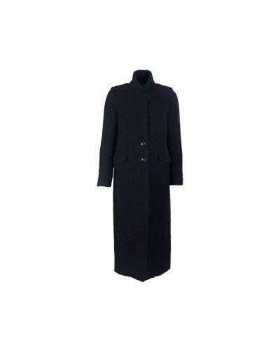 Длинное пальто из альпаки классическое Patrizia Pepe