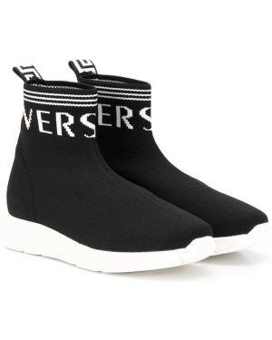 Носки черные Young Versace