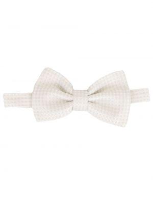 Белый галстук-бабочка Dolce & Gabbana