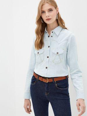 Джинсовая рубашка - голубая One Teaspoon