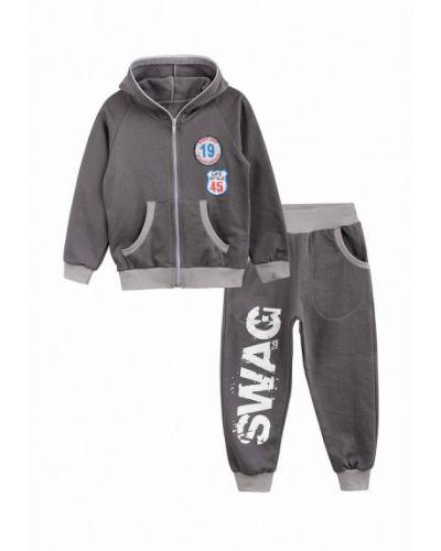 Спортивный костюм серый Baby Art