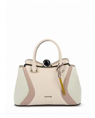 Розовая сумка через плечо Cromia