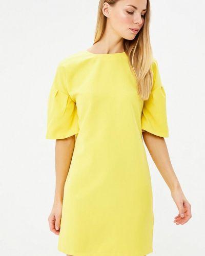 Желтое платье Incity