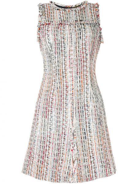 Sukienka bez rękawów z akrylu Elie Tahari